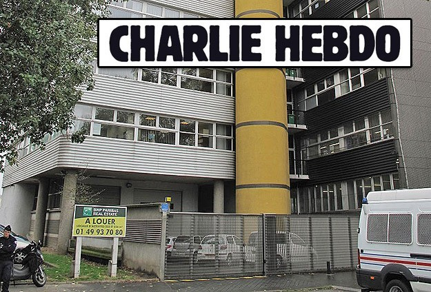 Charlie Hebdo fired cartoonist for anti-Semitism in 2009