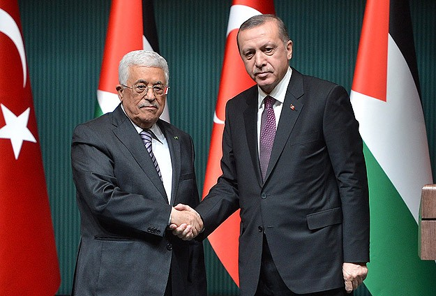 Turkey reiterates support for an independent Palestinian state