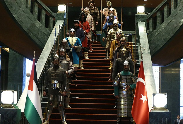 Turkic warriors to welcome more foreign leaders to Turkey