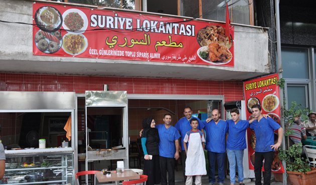 Syrians open 1,257 businesses in Turkey