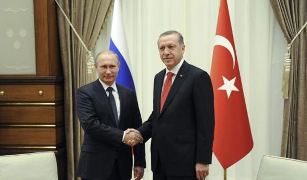 Erdogan says Putin may 'give up' on Assad
