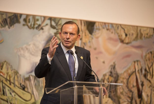 Australia authorises special forces troops to go to Iraq