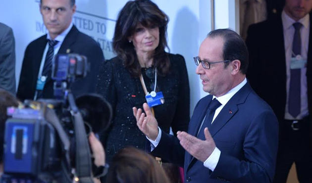 France's message to Davos: do your part to fight terrorism