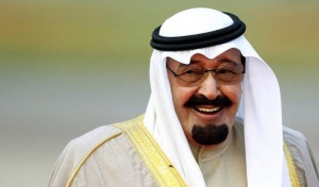 Simple burial in unmarked grave for Saudi king who lived in palaces
