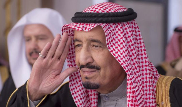 New Saudi King vows to maintain predecessors' policies