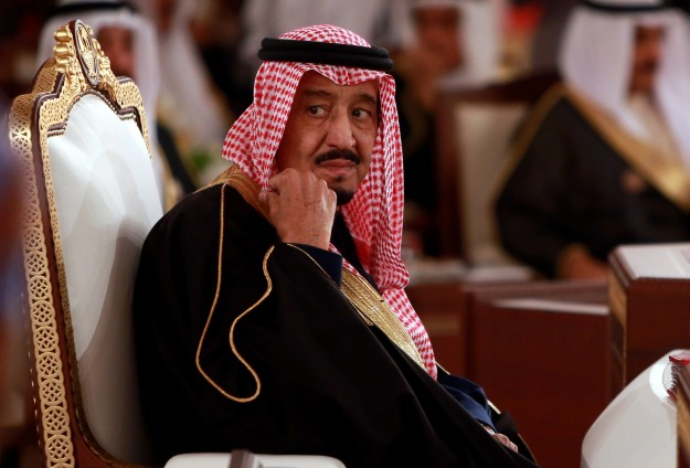 Saudi king vows to punish those behind suicide attack