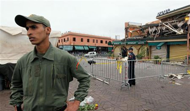 Morocco arrests suspected Algerian militant tied to Frenchman's murder