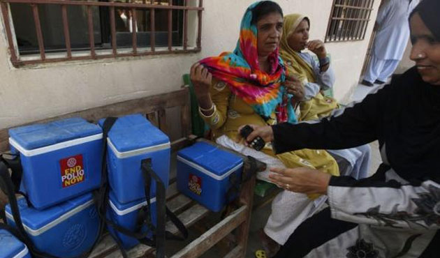 Pakistan: Polio conspiracy sees 450 parents arrested