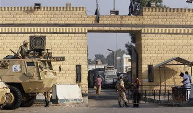 Egypt confirms jail terms for leading liberal activists