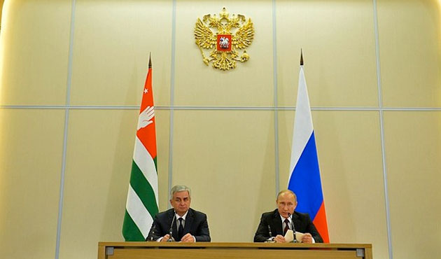 Russian parliament ratifies alliance pact with Abkhazia