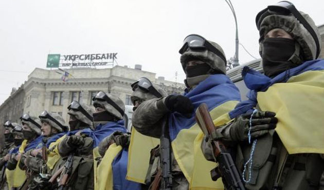 US: Supplying Ukraine to rival Russia's weapons 'unrealistic'