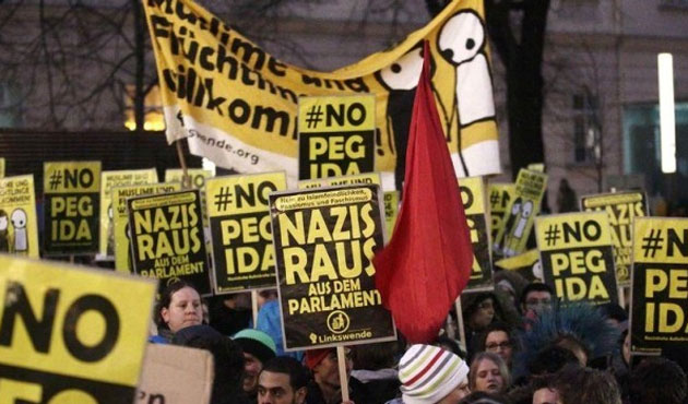 UK's Newcastle protests to reject anti-Islam Pegida