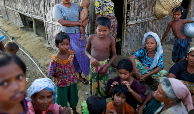 Myanmar condemns UN official for using term 'Rohingya'