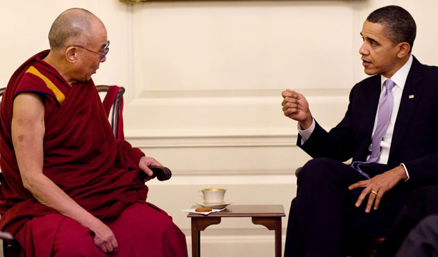 Obama calls Dalai Lama 'good friend'