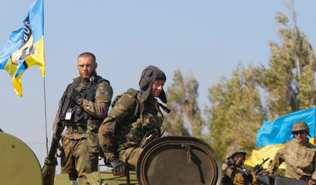 European defence ministers oppose sending weapons to Ukraine