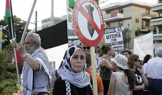 Greece govt says it is pro-Palestine, but can it affect change?