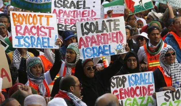 S. Africa's ruling ANC reaffirms support for Palestinians