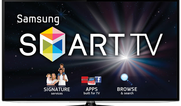 Samsung warns about 'listening' television