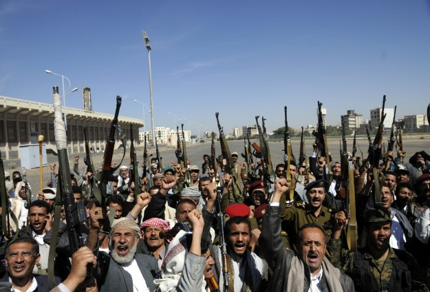 Yemen's Houthis reject UNSC sanctions