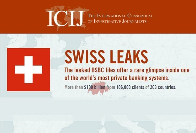 Emerging markets clients 'had $30 billion in SwissLeaks'