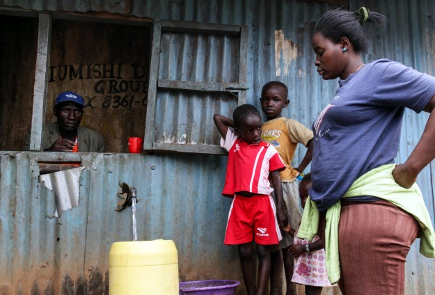 Kenya's water insecurity problem