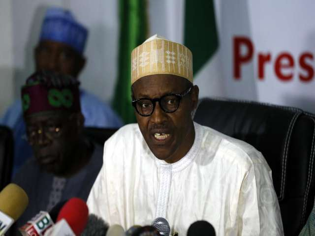 Nigeria's opposition not to accept more vote delays -Buhari