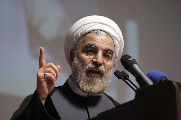 No end to Middle East strife without Iran: Rouhani