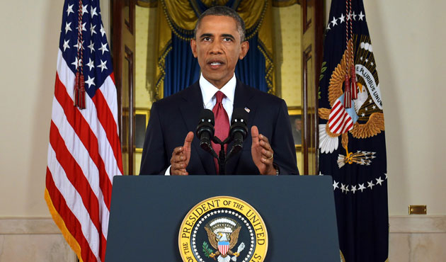 Obama seeks some limits on ground troops for ISIS fight