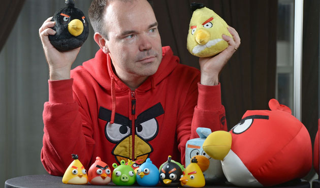 Angry Birds fly into Singapore to teach preschoolers