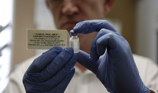 Ebola vaccine trial in humans start