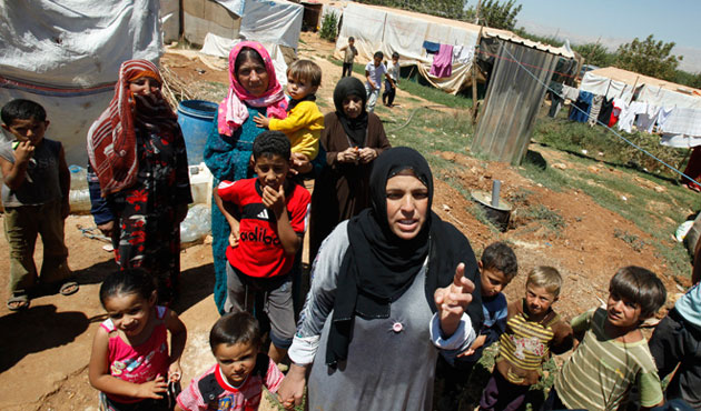 US to resettle thousands of Syrian refugees