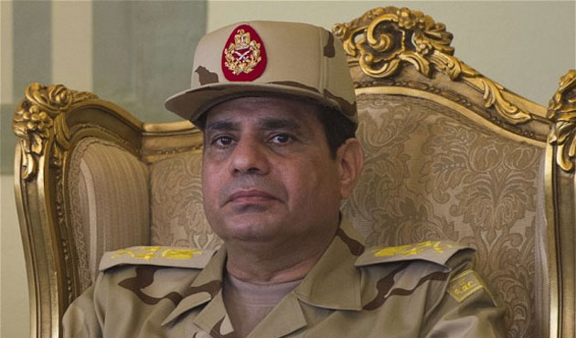 Sisi says Egypt never offended Turkey, Qatar