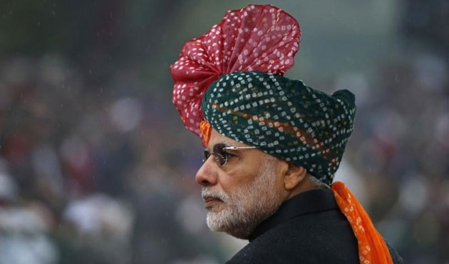 India's Modi vows to protect all religious minorities