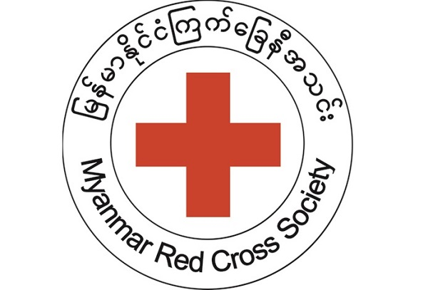Attack on Red Cross in Myanmar
