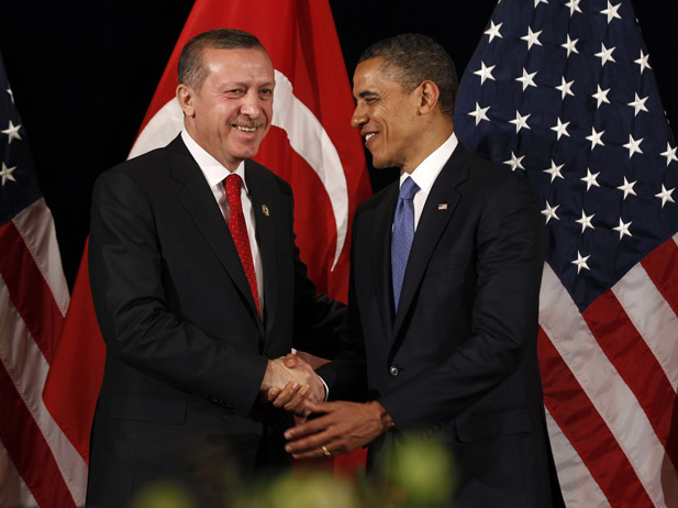 US and Turkey near Syrian rebels deal