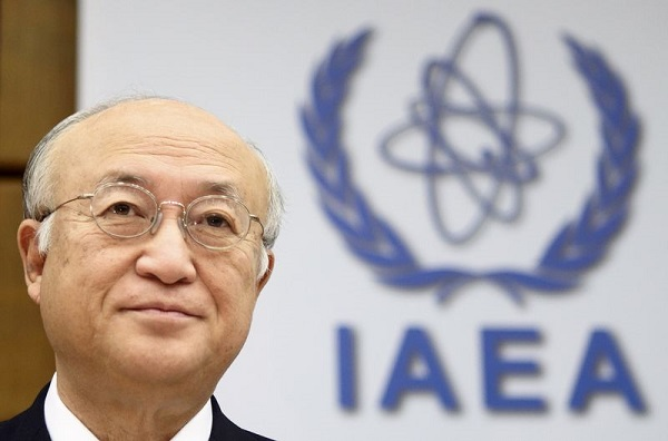 UN atomic chief warns on 'nuclear terrorism'