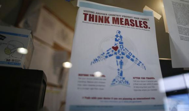 California health officials say may not find source of measles outbreak