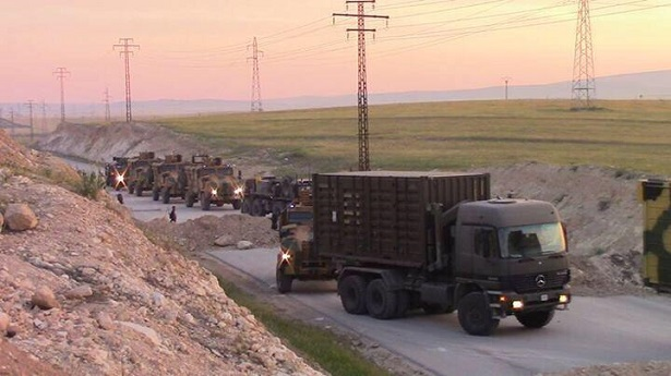 Turkey: No contact with 'terrorist YPG' in 'Shah Firat'