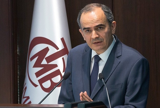 Turkish central bank head says to stay put -UPDATED