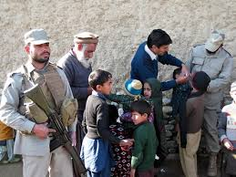 Attack on Pakistan polio campaign kills police officer