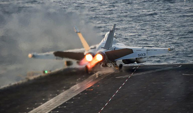 Coalition airstrikes kill 7 ISIL extremists in N.Syria