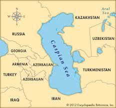 Caspian Sea to be divided