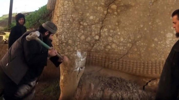 Iraq says ancient city of Nimrud destroyed by ISIL