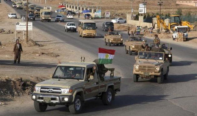 Kurdish forces thwart ISIL attack near Sinjar