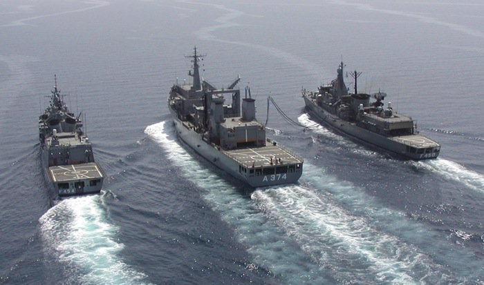 Israel, Greek Cyprus conduct joint military drill