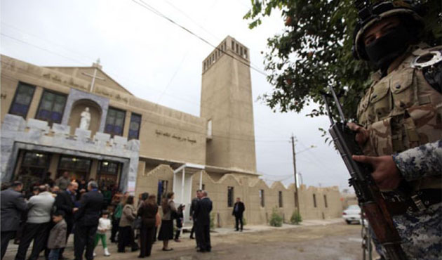 ISIL destroys historical church in Mosul