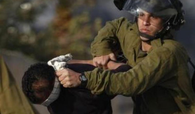 Israel arrests Palestinian boy for 'stone-throwing'