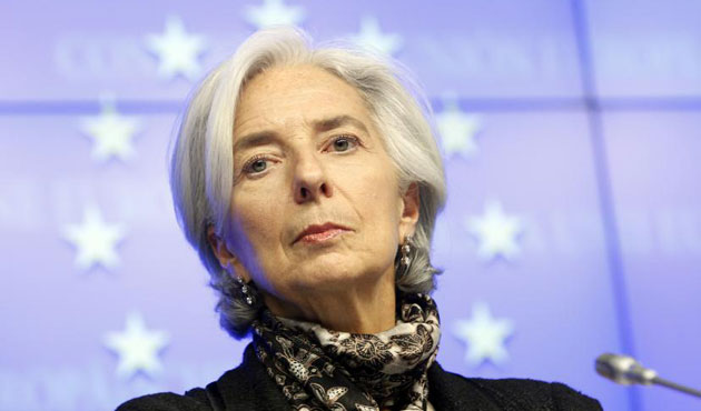 A Le Pen victory would mean 'major disorder': IMF's Lagarde