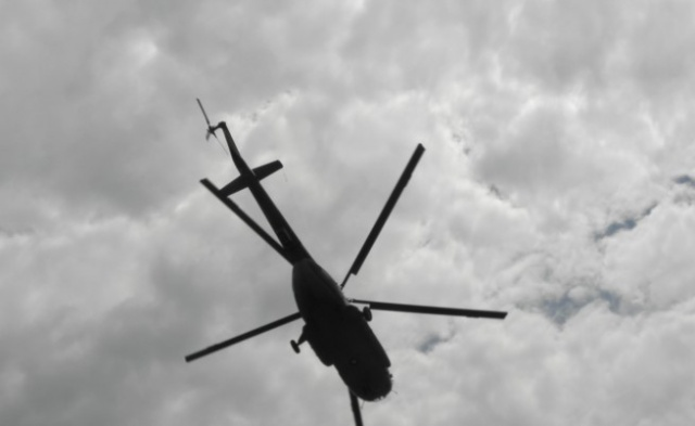 Nigerian military helicopter crashes