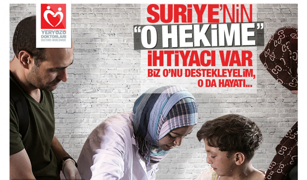 Turkish doctors donate their wages to Syrian colleagues